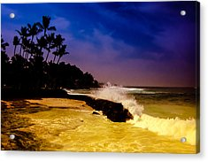Kailua Bay Acrylic Print