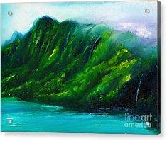 Kailua Hawaii Acrylic Print