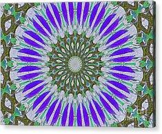 Kaleidoscope Celtic Acrylic Print
