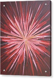 Kaleidoscope Acrylic Print by Kate McTavish