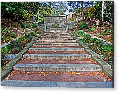Kalorama Spanish Steps Acrylic Print