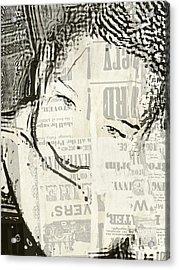 KAM Acrylic Print by HollyWood Creation By linda zanini