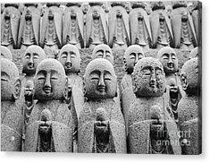 Kamakura Buddha II Acrylic Print by Dean Harte