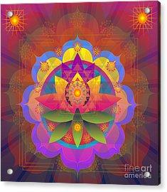 Kamalabhu 2014 Acrylic Print