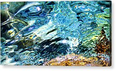 Kanaloa Abstract Acrylic Print