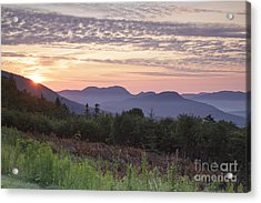 Kancamagus Highway - White Mountains New Hampshire Usa Acrylic Print