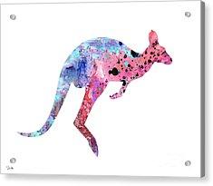 Kangaroo 2 Acrylic Print