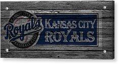 Kansas City Royals Acrylic Print