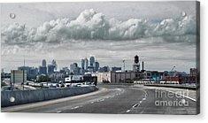 Kansas City - 01 Acrylic Print by Gregory Dyer