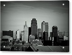 Kansas City  Acrylic Print