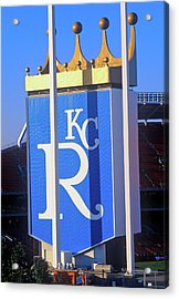 Kansas City Royals, Baseball Stadium Acrylic Print