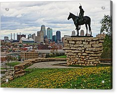 Kansas City Scout Acrylic Print