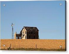 Kansas Landscape Acrylic Print