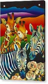 Kapiti Spirits Acrylic Print