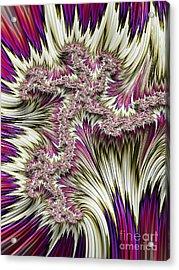Kapow Acrylic Print