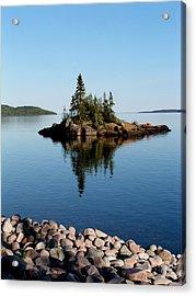 Karin Island - Photography Acrylic Print