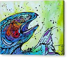 Karl Acrylic Print