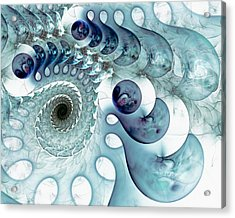 Karma Collector Acrylic Print