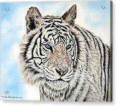 Kashmire Acrylic Print