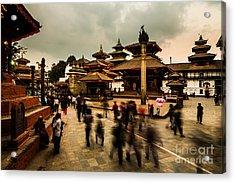 Kathmandu Dream Acrylic Print