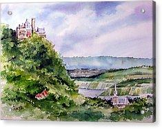 Katz Castle Acrylic Print