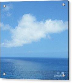 Acrylic Print featuring the photograph Kauai Blue by Joseph J Stevens