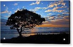 Kauai Sunrise Acrylic Print