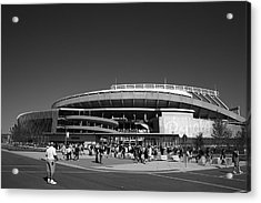 Kauffman Stadium - Kansas City Royals 2 Acrylic Print by Frank Romeo