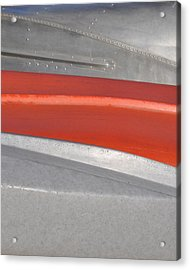 Kayak.2 Acrylic Print by Stuart Hicks