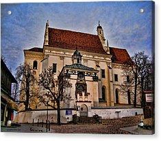 Kazimierz Acrylic Print by Aleksander Rotner