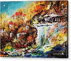 Kazimierz Nad Wisla  Acrylic Print