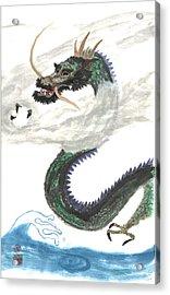 Kazuhiko Ryu Acrylic Print