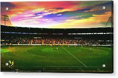 Kc Stadium In Kingston Upon Hull England Acrylic Print