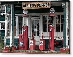 Keeler's Korner IIi Acrylic Print