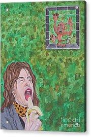 Keep It Caged Acrylic Print by Jeepee Aero