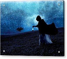 Keeper Of The Stars Acrylic Print