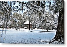 Acrylic Print featuring the photograph Kellahan Park by Linda Brown