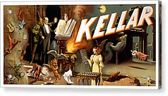 Kellar Acrylic Print