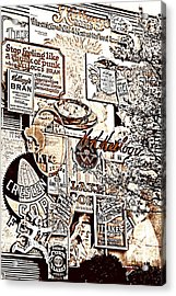 Kellogg's Wall Acrylic Print