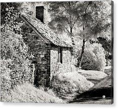 Kelmscott Cottage Acrylic Print