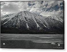 Kenai Lake Acrylic Print