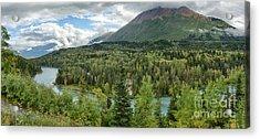 Kenai River Alaska Acrylic Print by Paul Karanik