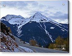 Kendall Mountain Morning Acrylic Print