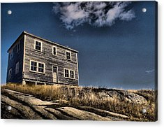 Kendell Store Pushthrough Nl Acrylic Print by Douglas Pike