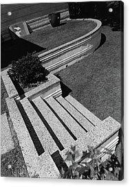 Kenneth Kassler's Garden Acrylic Print