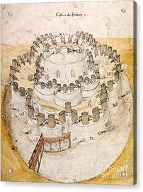 Kent Artillery Fort, 16th Century Acrylic Print