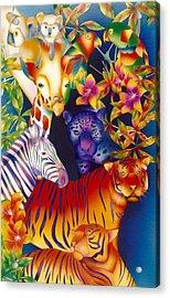Kenya Secrets Acrylic Print