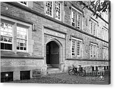 Kenyon College Hanna Hall Acrylic Print by University Icons