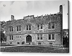 Kenyon College Ransom Hall Acrylic Print by University Icons