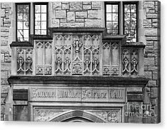 Kenyon College Samuel Mather Hall Acrylic Print by University Icons